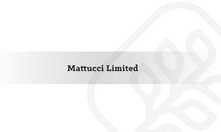 Mattucci Limited