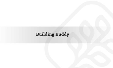 Building Buddy