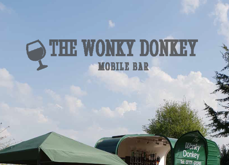 The Wonky Donkey Mobile Bar