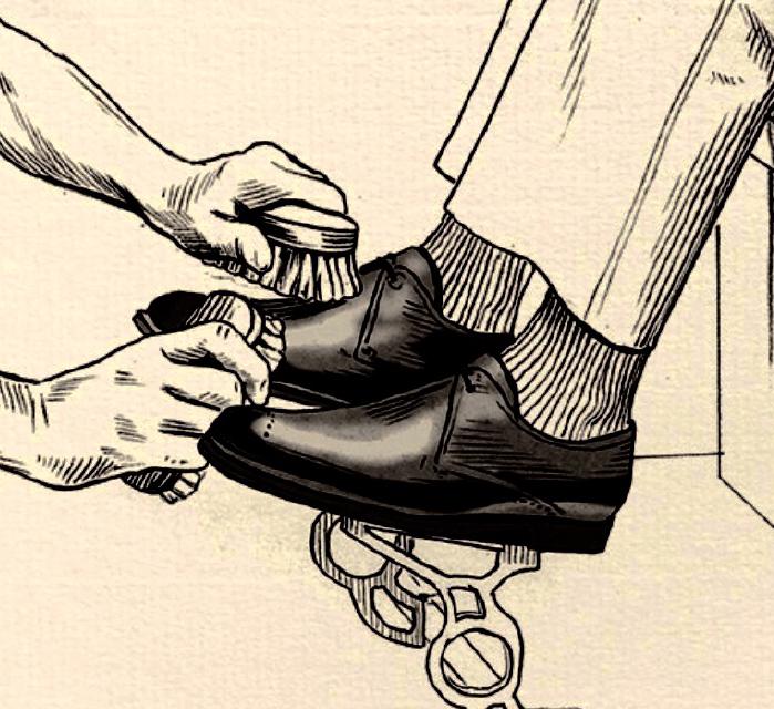 Shoe Shine Franchise